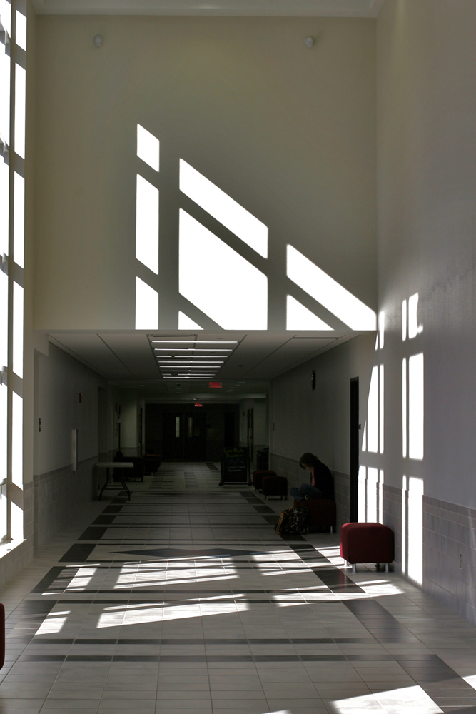 Rsu Baird Hall Two Architecture