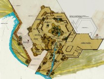 Southwest Desert Building Plan