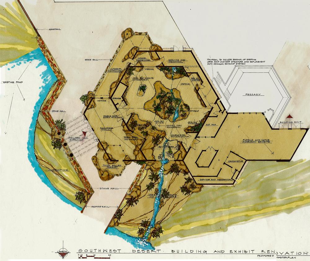 Master Plan Drawings: Zoo Masterplan On Pinterest